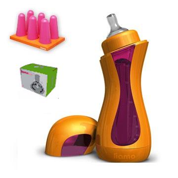 iiamo Go Value pack (orange/purple)