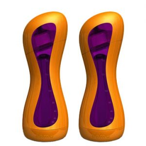 iiamo Duo Pack (orange/purple)
